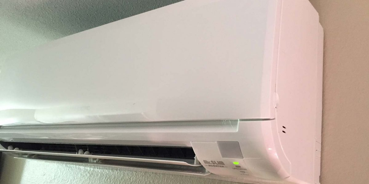 Mitsubishi Ductless Cooling & Heating in Orange County