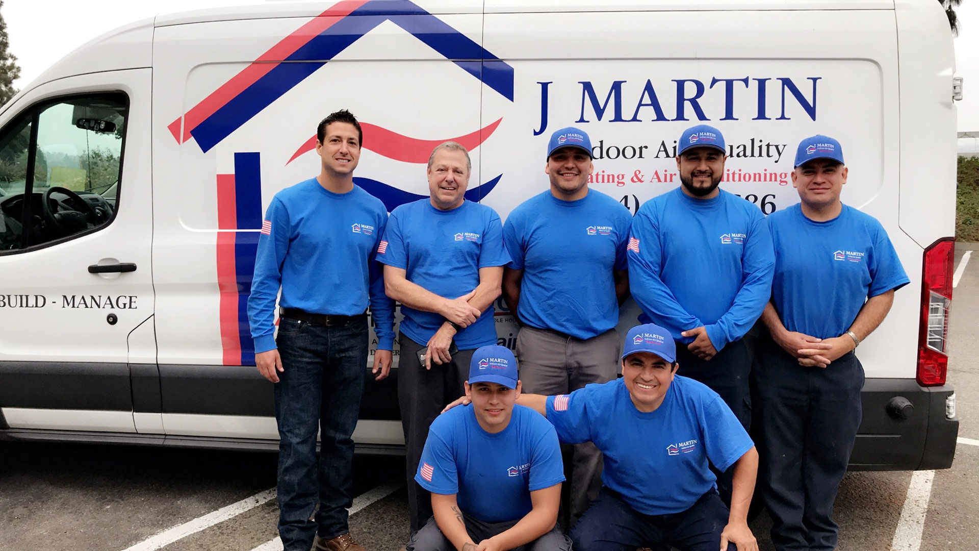Yorba Linda Air Conditioning and Heating Team
