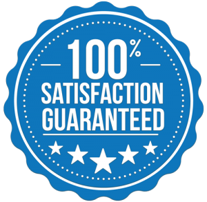 100% Satisfaction Guaranteed in Huntington Beach CA