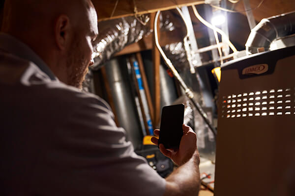 Heating Repairs in Fullerton